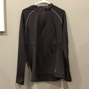 Nike fitted dri-fit long sleeve